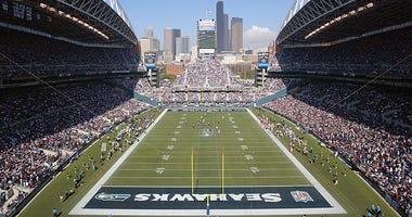Seattle Seahawks, Centurylink Field, NFL, football, stadiums, 1080 The FAN, KFXX-AM