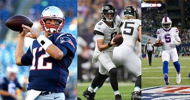Tom Brady, Patriots, Tampa Bay Buccaneers, NFL