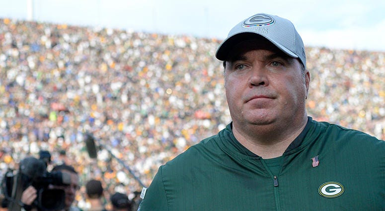 Mike Mccarthy, Green Bay Packers, NFL