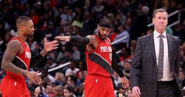 Carmelo Anthony, Portland Trail Blazers, NBA