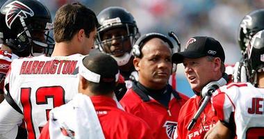 Joey Harrington, Bobby Petrino, NFL