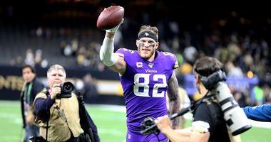 NFL, Minnesota Vikings, New Orleans Saints