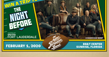 The Night Before with Zac Brown Band
