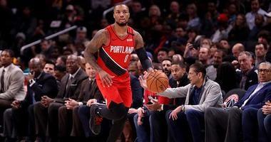Damian Lillard, Portland Trail Blazers, NBA