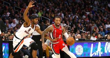 Trail Blazers, Damian Lillard, Sacramento Kings, NBA