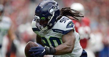Jadeveon Clowney, Seattle Seahawks