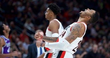 Portland Trail Blazers, CJ McCollum, NBA