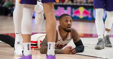 Portland Trail Blazers, Phoenix Suns, NBA