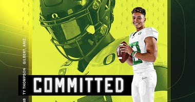 Ty Thompson, Oregon Ducks football, Recruiting, Andrew Nemec, 1080 The FAN, KFXX-AM