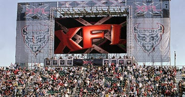 XFL, Football