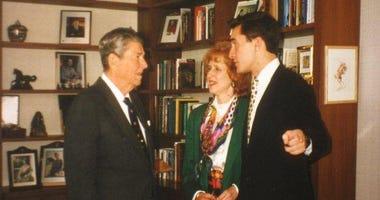John Reid Ronald Reagan