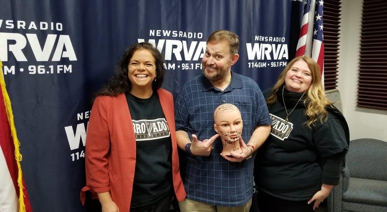 Jeff, Denise and Angela