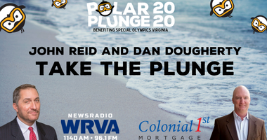 Polar Plunge John Reid WRVA Colonial 1st Realty
