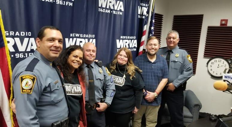 Henrico Police, Jeff, Angela, Denise