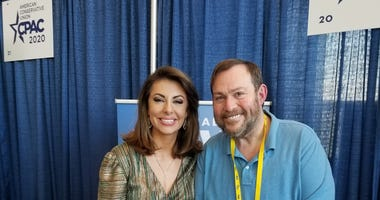 Jeff and Morgan Ortagus