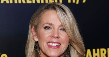"FILE - In this Sept. 13, 2018 file photo, journalist Deborah Norville attends the premiere of ""Fahrenheit 11/9"" at Alice Tully Hall in New York.  (Photo by Brent N. Clarke/Invision/AP, File)"