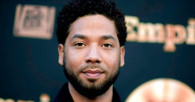 "FILE - In this May 20, 2016 file photo, actor and singer Jussie Smollett attends the ""Empire"" FYC Event in Los Angeles.  (Richard Shotwell/Invision/AP, File)"