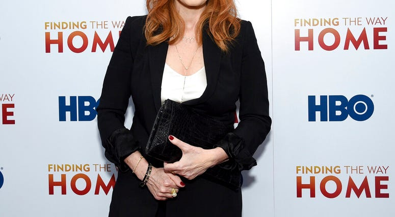 """FILE - In this Dec. 11, 2019 file photo, author J.K. Rowling attends the HBO Documentary Films premiere of """"Finding the Way Home"""" in New York. Rowling is facing widespread criticism from the transgender community and other activists after tweeting support"""