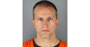 This May 31, 2020 photo provided by the Hennepin County Sheriff shows Derek Chauvin, who was arrested Friday, May 29, in the Memorial Day death of George Floyd.