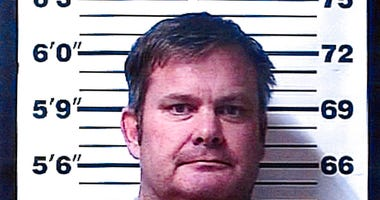 A booking photo provided by the Rexburg (Idaho) Police Department shows Chad Daybell, who was arrested Tuesday, June 9, 2020, on suspicion of concealing or destroying evidence after local and federal investigators searched his property, according to the F