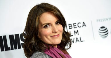 """FILE - In this April 18, 2018 file photo, Tina Fey attends the Tribeca Film Festival world premiere of """"Love, Gilda"""" in New York.  (Photo by Evan Agostini/Invision/AP, File)"""