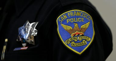 San Francisco Police Department patch