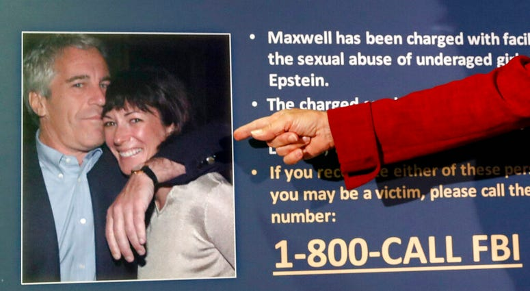 Audrey Strauss, Acting United States Attorney for the Southern District of New York, speaks during a news conference to announce charges against Ghislaine Maxwell for her alleged role in the sexual exploitation and abuse of multiple minor girls by Jeffrey