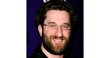 "FILE - In this Jan. 24, 2011 file photo, Dustin Diamond attends the SYFY premiere of ""Mega Python vs. Gatoroid"" at The Ziegfeld Theater in New York"