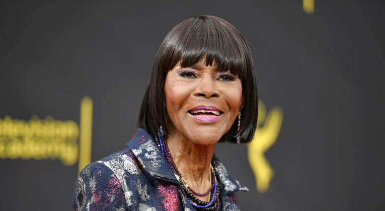 ILE - Cicely Tyson arrives at night two of the Creative Arts Emmy Awards on Sept. 15, 2019, in Los Angeles.