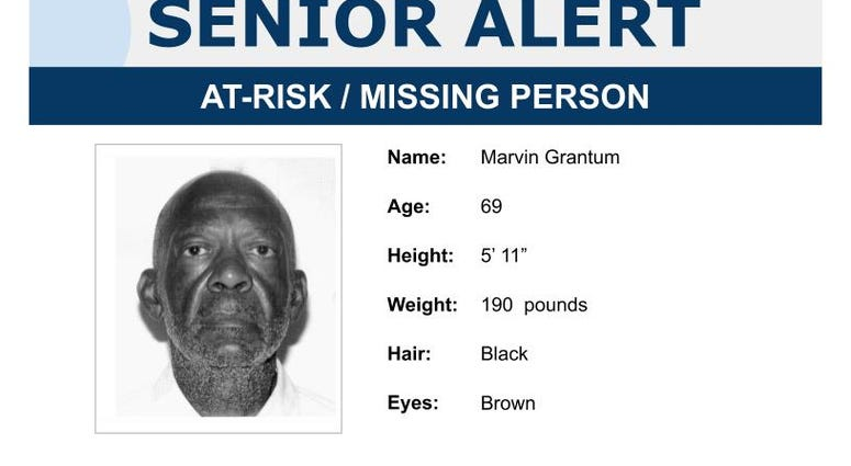 Virginia State Police have issued a Senior Alert for a man who left the McGuire V.A. Hospital early Wednesday, January 13. (Photo Credit: Virginia State Police)