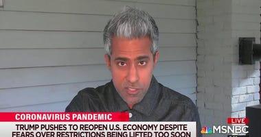 Anand Giridharadas MSNBC