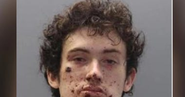 Cole Carini of Richlands is accused of lying to feds about posessing explosives and injuries sustained in an explosion