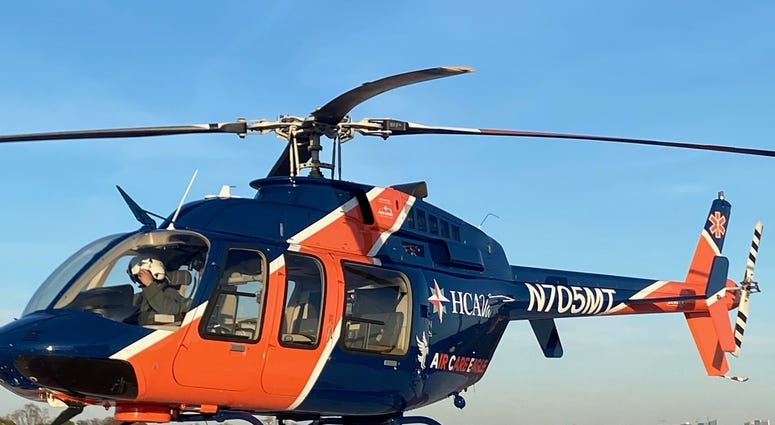Chippenham Hospital Launches HCA Virginia Healthcare Air Ambulance