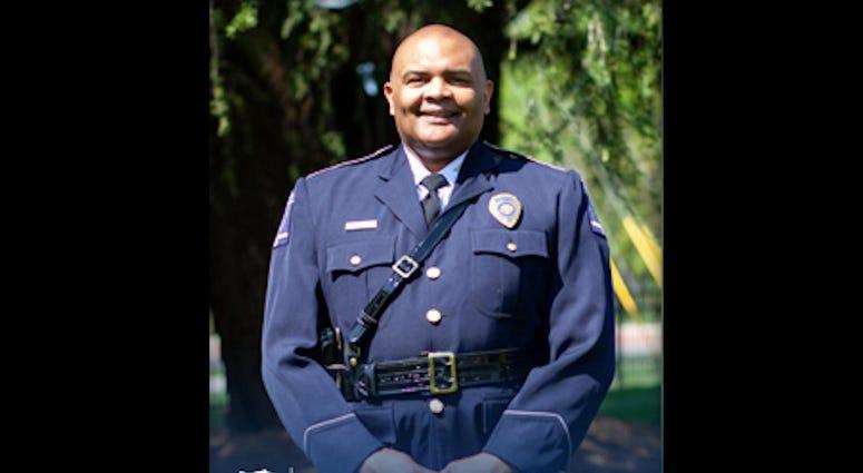 Charlotte-Mecklenberg Deputy Police Chief Gerald Smith