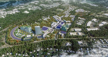 Green City Proposal. (Henrico County)