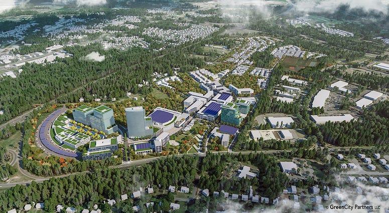 Green City Proposal. (Henrico County)