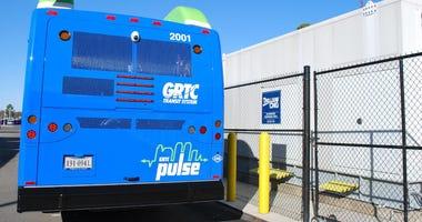 GRTC Pulse Bus