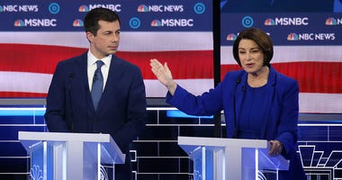 Pete Buttigieg Amy Klobuchar