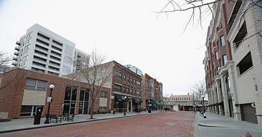 Coronavirus Chicago empty streets