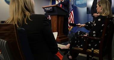 White House coronavirus task force briefing