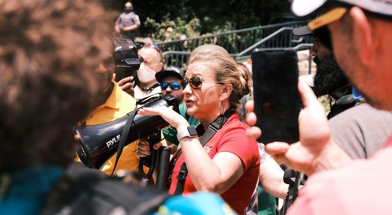 Senator Amanda Chase
