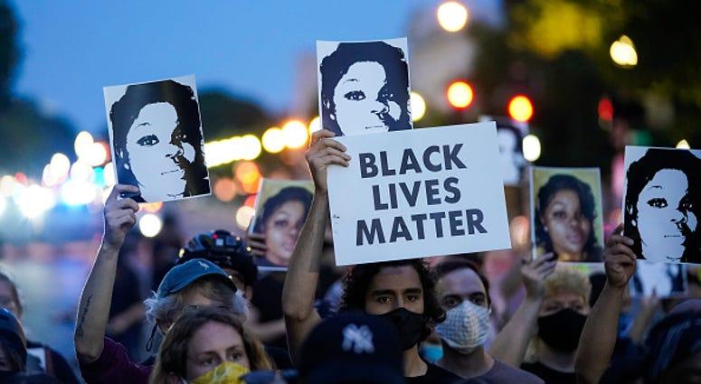 Breonna Taylor protests