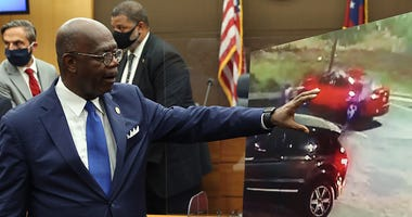 Fulton County DA Announces Decision On Charges In Shooting Of Rayshard Brooks