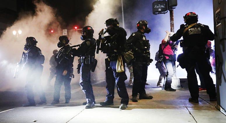 Portland Riots Continue Unabated Despite Federal Law Enforcement Presence