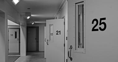 Open jail doors