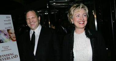 Hillary Clinton Harvey Weinstein