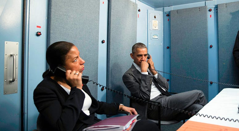 Barack Obama Susan Rice
