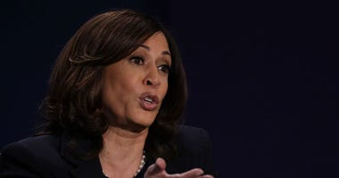 Kamala Harris on COVID-19 vaccine: 'If Donald Trump tells us to take it, I'm not taking it'