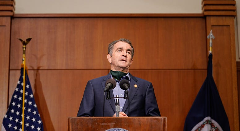 Governor Ralph Northam Briefing
