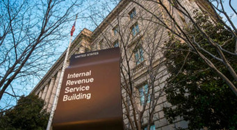 FILE - This April 13, 2014, file photo shows the Internal Revenue Service (IRS) headquarters building in Washington. 2019 was another tough year for the IRS, according to a new federal report. (AP Photo/J. David Ake, File)